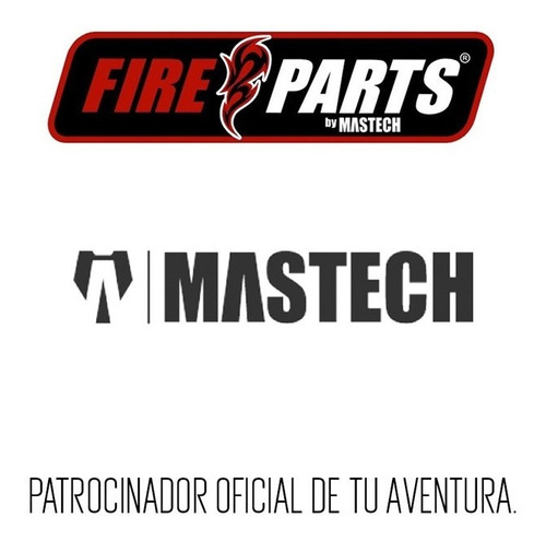 cubre manos protector manijas honda invicta 150 - fire parts
