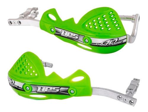cubre manospuños pro tork alma aluminio mod hps en fas motos