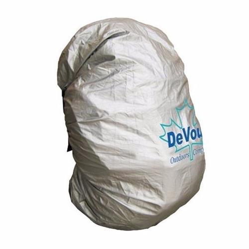 cubre mochila nautika grande de 50 a 80 lts. impermeable