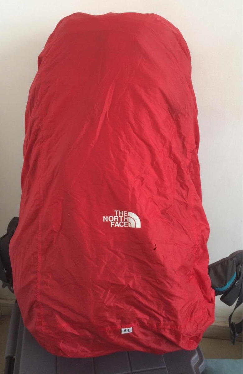 Face North Impermeable12 Cubre 000 The Mochila QCBxtdshr