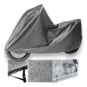 Cubre Moto Impermeable Filtro Uv Promo Inmejorable Cubremoto