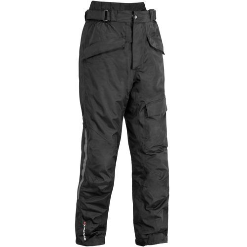 cubre pantalón firstgear ht 2014 para hombre negro 42 usa
