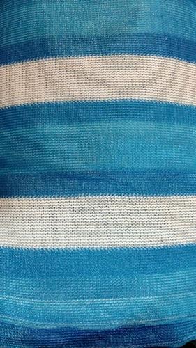 cubre pileta piscina cobertor media sombra plata verd azul