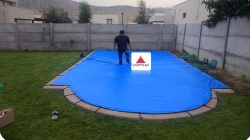 cubre piscinas alta resistencia