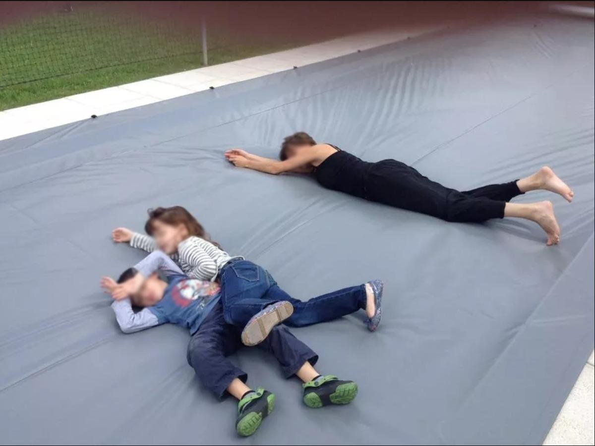 Cubre piscinas cobertor seguridad anti caidas y accidentes for Cobertores para piletas