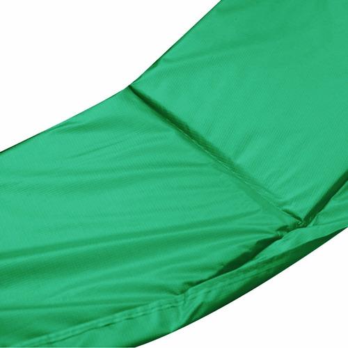 cubre resortes acolchado cama elastica 2,44 envio gratis