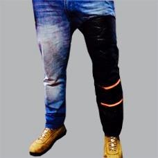 cubre rodilla rodilleras pierneras reflectante para moto
