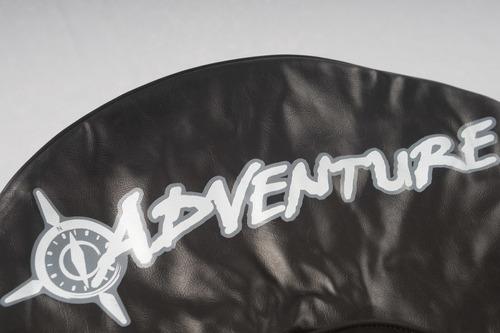 cubre rueda de auxilio fiat idea adventure 5p 07/10