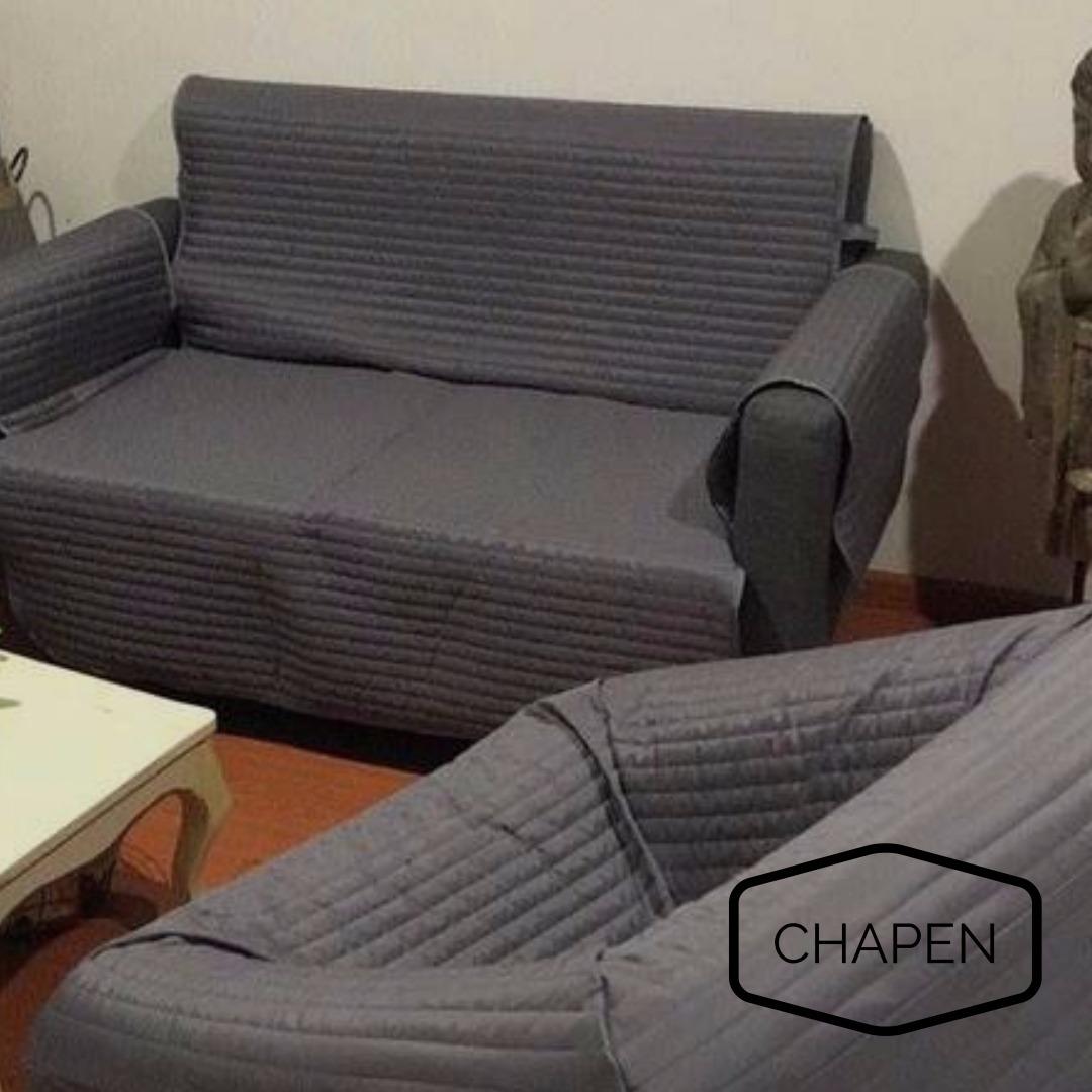Cubre salas cubre sill n juego 3 protectores fundas for Cubre piletas precios