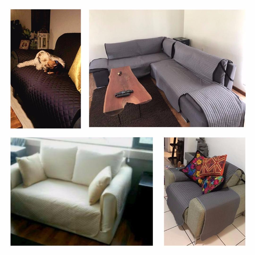 Cubre salas protector couch sill n sof 3 plazas funda for Sillones en ele precios