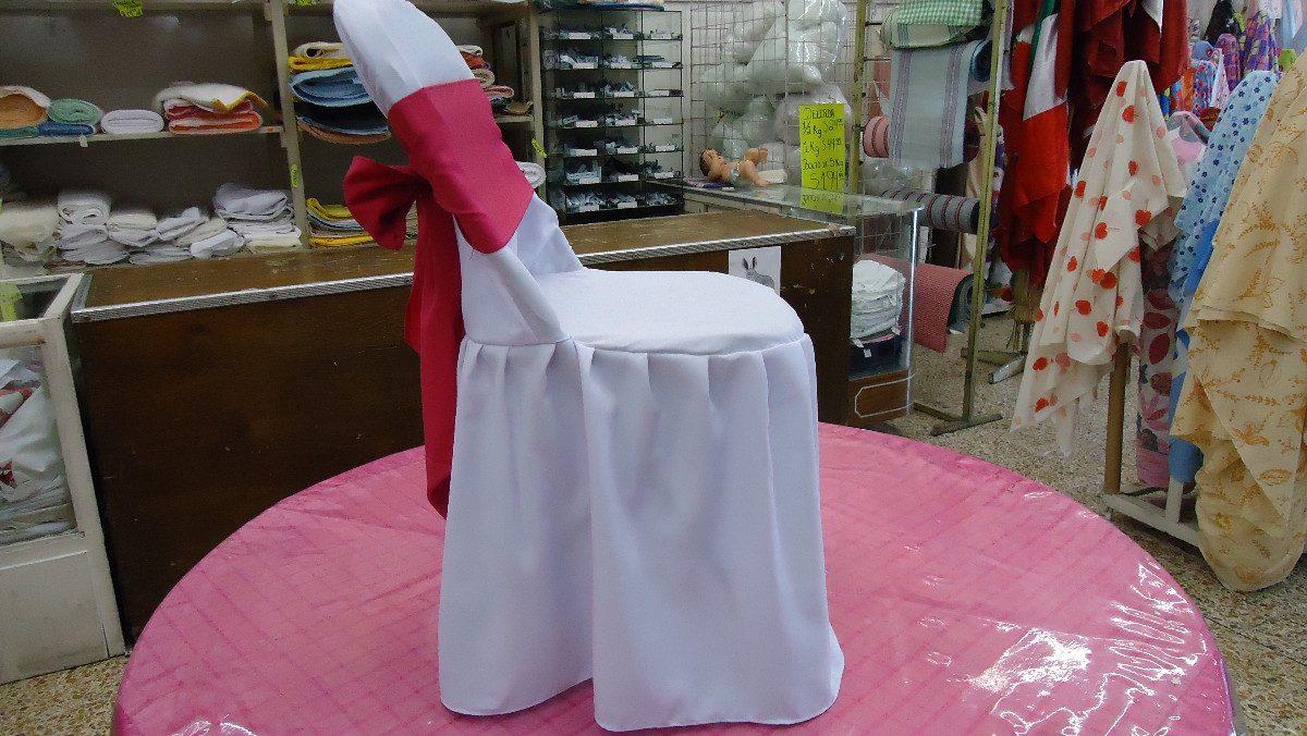 Cubre silla manteleria varia en mercado libre - Como hacer una manteleria ...