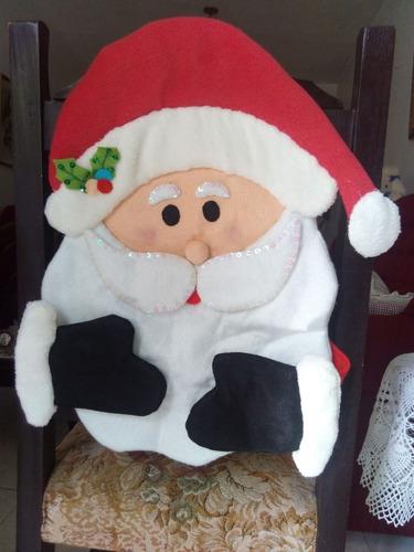 cubre sillas  navideños forros