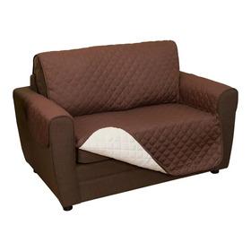 Cubre Sofá Doble Faz Protección Muebles (2puestos)