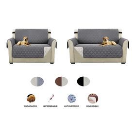Cubre Sofa Para Sillon Kit 3 + 2 Cuerpos Oferta
