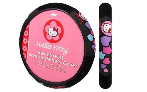 cubre timon hello kitty a solo s/.105