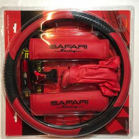 Regalo Cubre Volante Tuning Car Jgo Mod420 Kit Completo Rojo KcF1TlJ