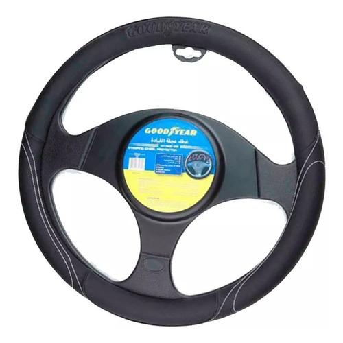 cubre volante para auto goodyear universal 37 a 39cm calidad