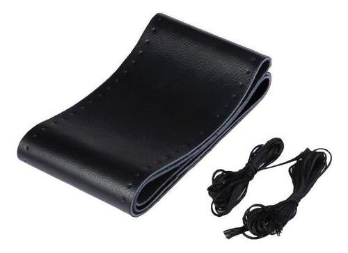 cubre volante universal para coser cuerina negro oregon