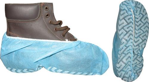 cubre zapato con antiderrapante paq. con 100pz