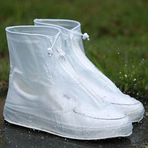 cubre zapatos impermeables lluvia barro 35 al 44 par t m z20