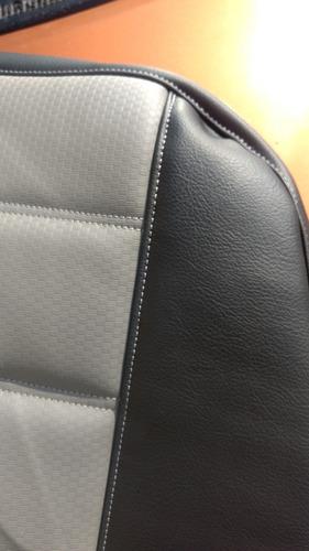 cubreasientos a medida doble costura reforzados garantizado