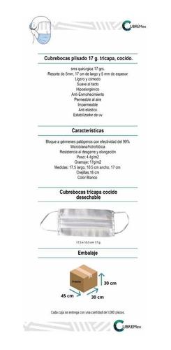 cubrebocas cubremex