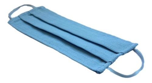 cubrebocas de tela lavable reutilizable - tapabocas 5 piezas