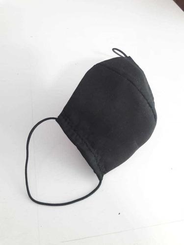 cubrebocas de tela reutilizables (ecológicos)