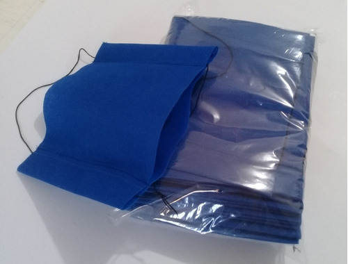 cubrebocas desechable dos capas