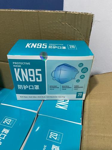 cubrebocas kn95 ,85 la pieza