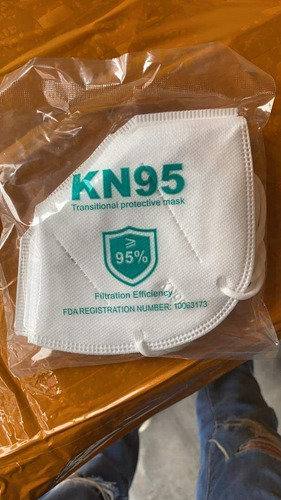 cubrebocas kn95 con certificación altamente recomendado