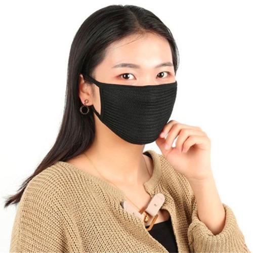 cubrebocas kpop moda asiatica red negro anti polvo frio bts
