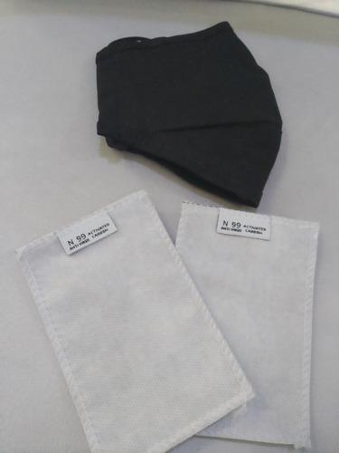 cubrebocas lavable compatible pm2.5 y n99-antivirus carbon