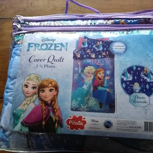 cubrecama cover  jean cartier piñata 1 1/2 frozen