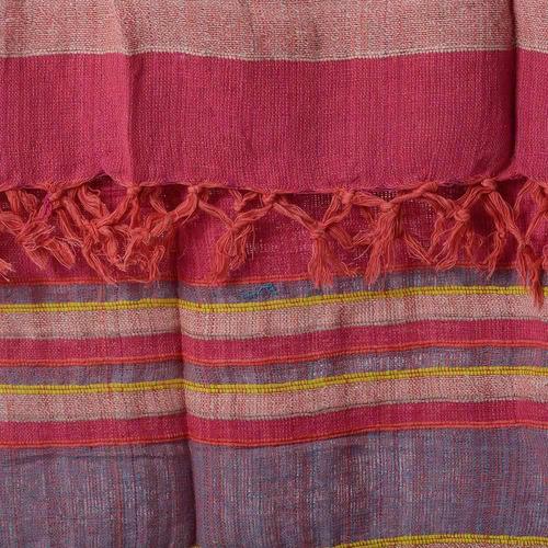 cubrecama de algodón 225 x 275 cm color surtido