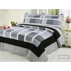 Cubrecamas Cobertor Quilt Super King  2.50 X 2.80