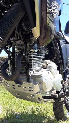 cubrecarter xtz250z adventure ténéré motoperimetro en mf