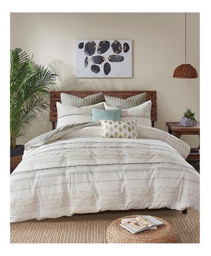 cubrelecho edredon acolchado para cama doble