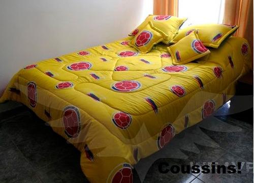 cubrelecho para cama sencilla colombia