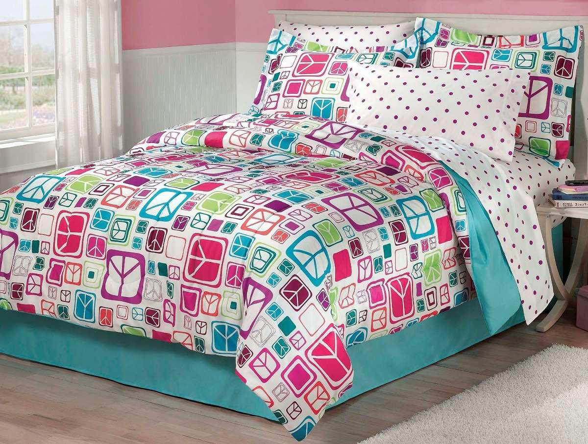 edredon cama doble