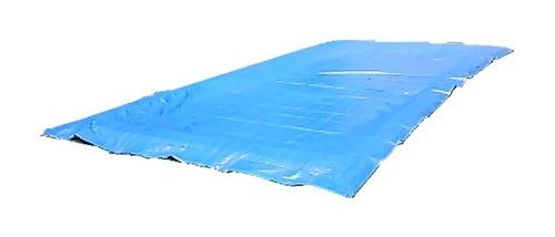 cubrepileta cobertor de rafia de 490 x 690  irrompible