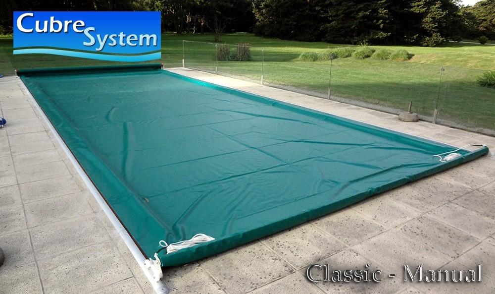 Cubrepiscina automatico cubre system cobertor de pileta for Cuanto sale construir una piscina