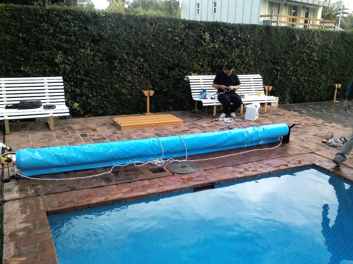 Cubrir piscina best por qu cubrir una piscina precios de cubiertas with cubrir piscina - Cubre piscinas precios ...
