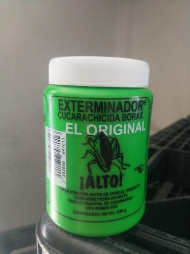 cucarachicida exterminador