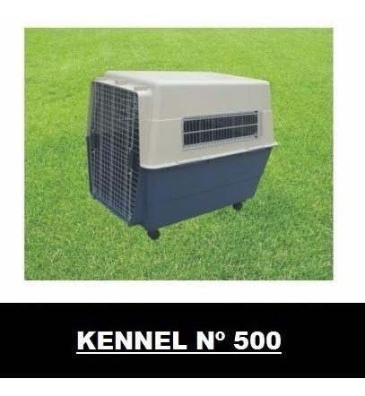 cucha perros caja transportadora canina kennel 500