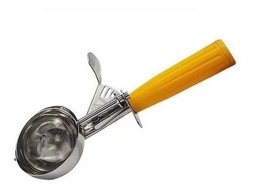 cuchara bochera de helado acero inoxidable bocha 60 gramos