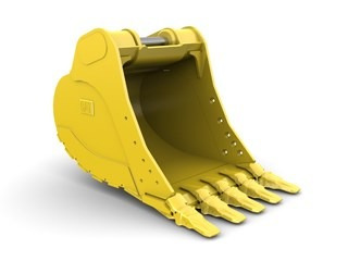 cuchara bote para retroexcavadoras