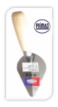 cuchara de albañil 8x24 un.