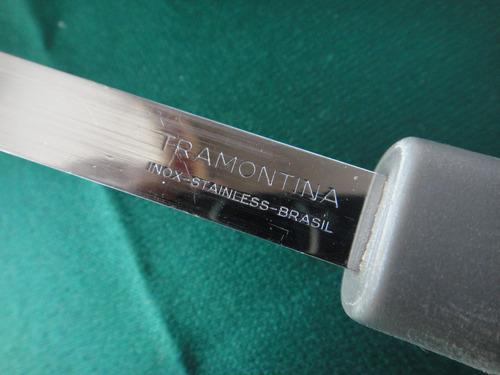 cuchara para espaguetis pasta tramontina stainless usada