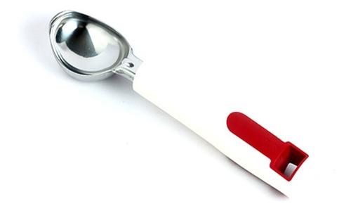 cuchara para helado  de acero inoxidable caja con 4 piezas